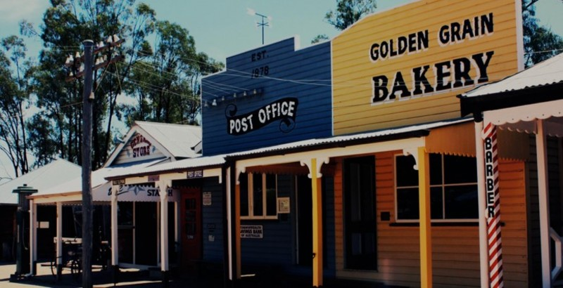 Miles Historical Village & Museum