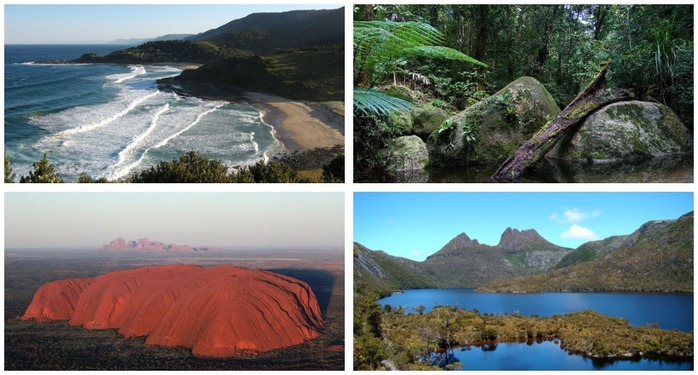 Noteworthy National Parks of NSW