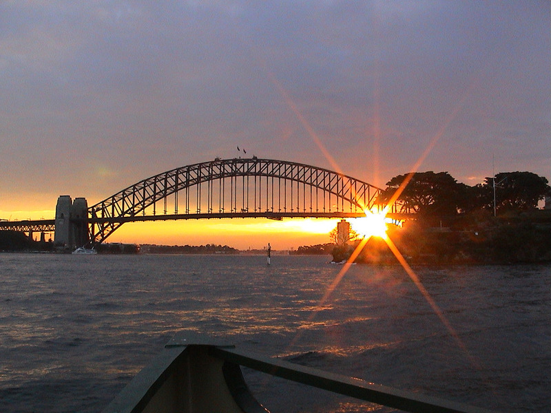 Sydney Harbour Boat