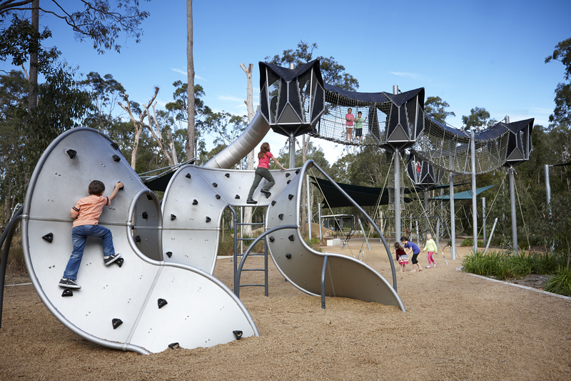 Visit These Five Playgrounds in Queensland for a Day of Fun